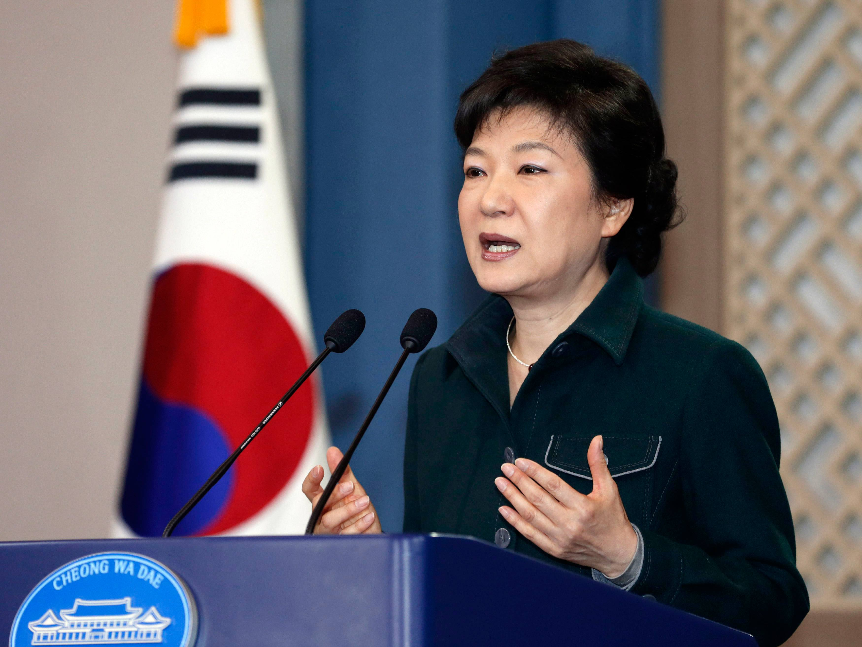 Coreia do Sul: Ministério Público quer ouvir Park Geun-hye