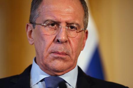 Lavrov participa da reunião de chanceleres dos Brics