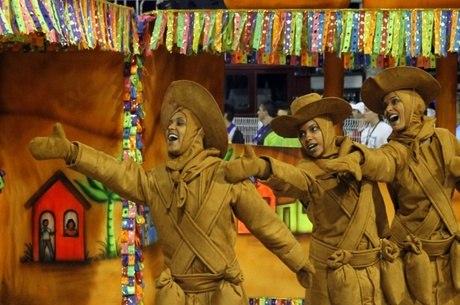 Nordeste foi tema de samba-enredo da Acadêmicos do Tucuruvi em 2011