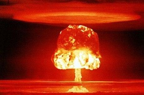 Bomba atômica pode fazer pessoas evaporarem