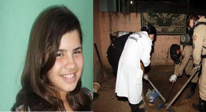 Fernanda estava desaparecida desde o dia 7 de janeiro e o corpo foi encontrado enterrado no quintal de um vizinho