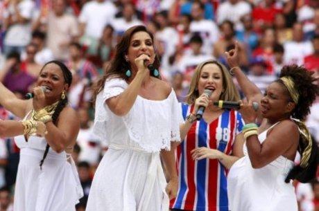 Claudia Leitte é uma das cantoras mais populares do Brasil