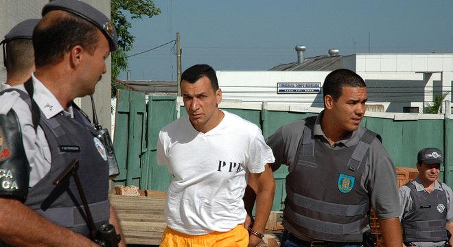 Presos foram levados à Penitenciária 2 de Venceslau, onde está Marcola
