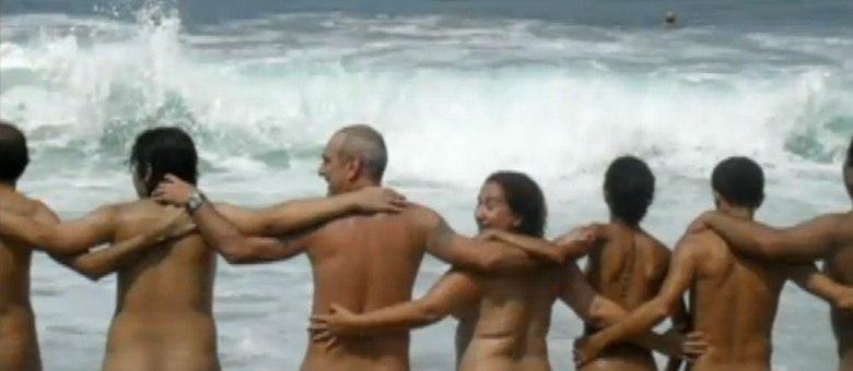 Brasil tem oito praias onde a prática do naturismo é regulamentada por lei