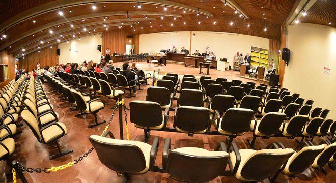Julgamento dos policiais militares acusados de executar detentos no Carandiru