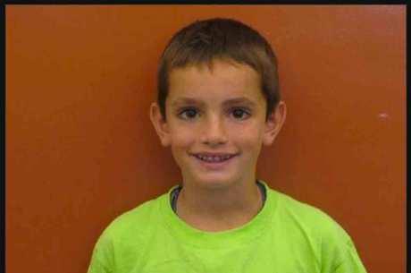 O menino Martin Richard, um dos mortos na Maratona de Boston