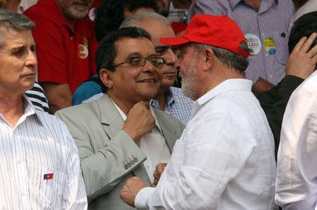 João Santana trabalhou na campanha do PT em 2006, 2010 e 2014