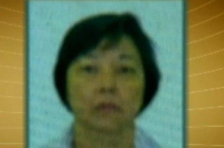 O corpo da vítima (foto) ficou na casa onde ela morava com o autor do crime por pelo menos seis horas