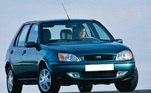 10) Ford Fiesta (2002-2013) Vendas Brasil: 1.200.000 unidades