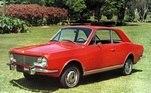 9) Ford Corcel Vendas Brasil: 1.300.000 unidades