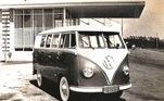 8) Volkswagen Kombi Vendas Brasil: 1.439.453 unidades