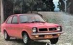 6) Chevrolet Chevette Vendas Brasil: 1.600.000 unidades