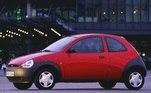 18) Ford Ka (2002-2013) Vendas Brasil: 500.000 unidades