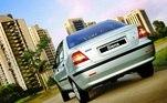 15) Fiat Siena Vendas Brasil : 814.184 unidades
