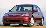 20) Honda Civic Vendas Brasil: 462.617 unidades