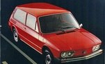13) Volkswagen Brasília Vendas Brasil: 930.228 unidades
