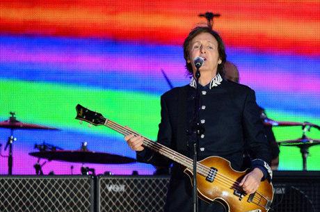 Paul McCartney volta ao Brasil