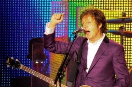 Paul McCartney virá ao Brasil em novembro