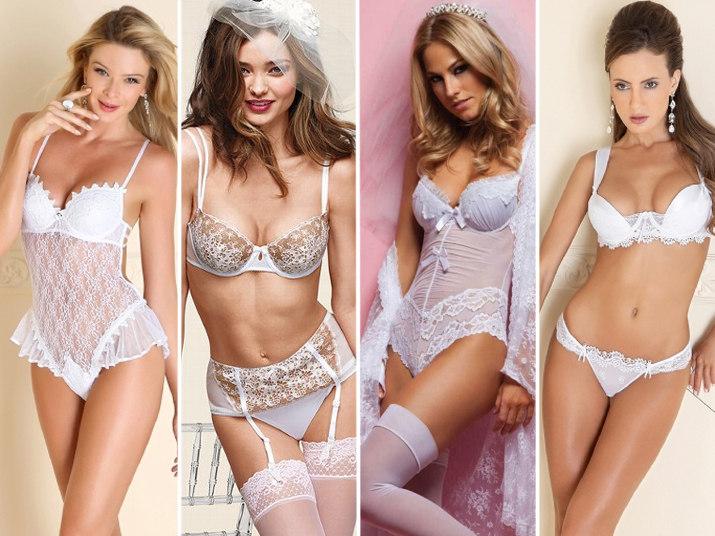 e48c1238f Aprenda a escolher a lingerie ideal para arrasar na noite de núpcias ...