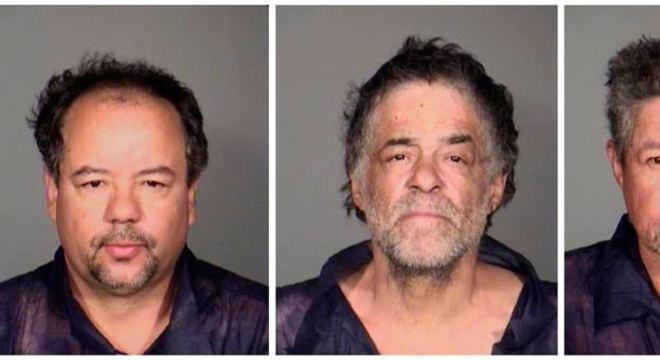 A polícia de Cleveland divulgou a imagem dos três irmãos relacionados ao crime: Ariel, Onil e Pedro Castro