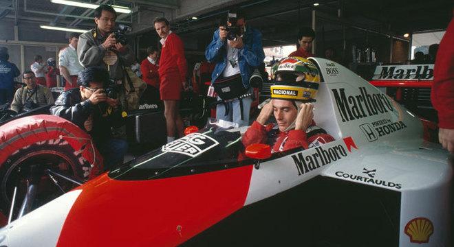Ayrton Senna morreu em acidente no fim de semana mais trágico da história da Fórmula 1