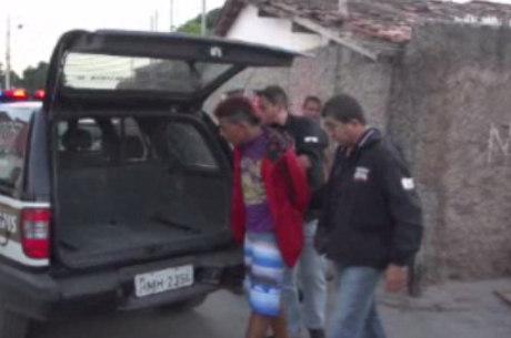 Félix Fagundes é suspeito de vários assassinatos na região