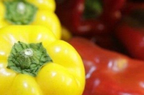 Pimentão: campeão em agrotóxicos