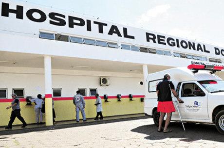 Resultado de imagem para hospital regional do gama