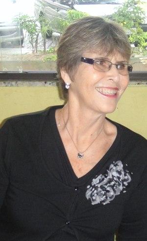 Maria Alice foi diagnosticada com glaucoma há seis anos por meio de exames de rotina