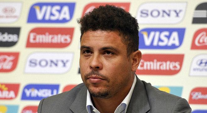 """Ronaldo: """"Duvido que nosso país estaria uma vírgula melhor se não tivesse escolhido fazer o Mundial de 14"""""""