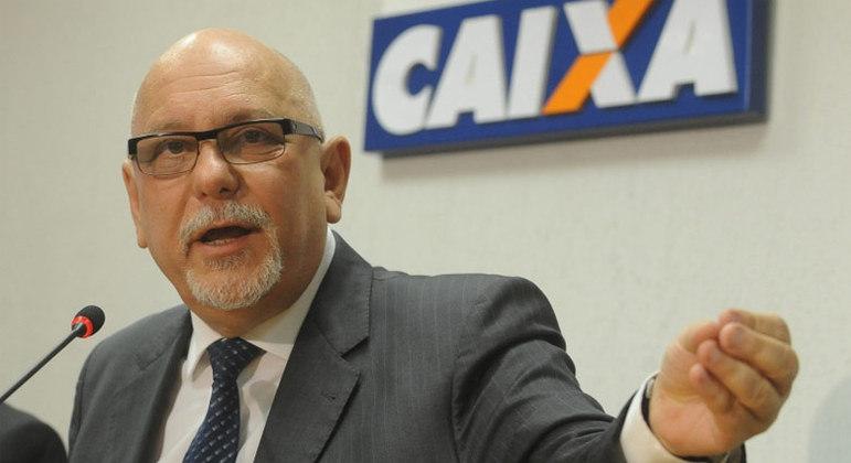 Jorge Fontes Hereda arquiteto e ex-presidente da Caixa Econômica Federal