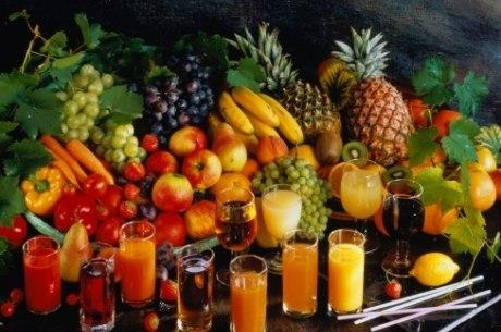 A OMS recomenda o consumo de 400g de frutas e legumes por dia