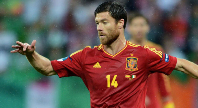Pubalgia já havia prejudicado a temporada de Xabi no Real Madrid