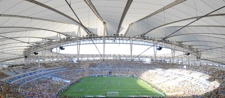 d9db7e4330 Torcedores criticam estrutura do Maracanã na reinauguração