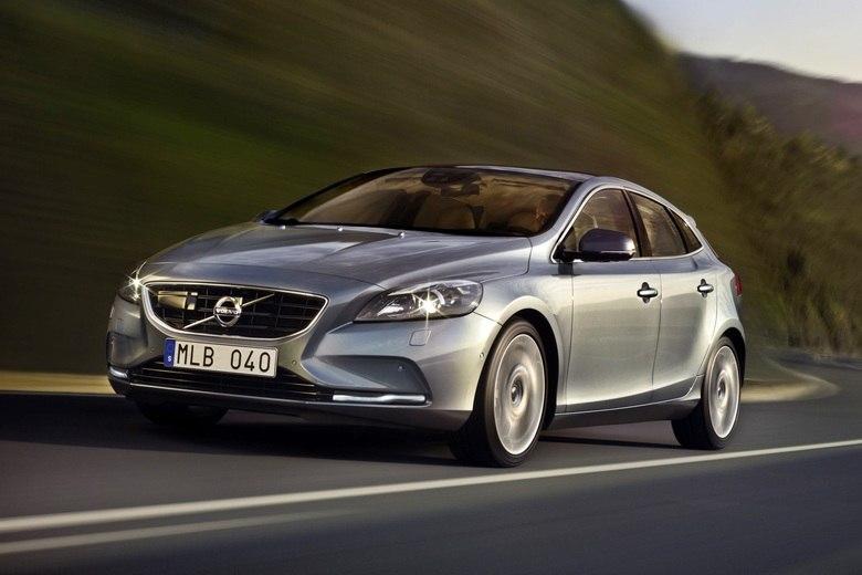 Volvo V40, carro mais seguro do mundo na atualidade, é ...