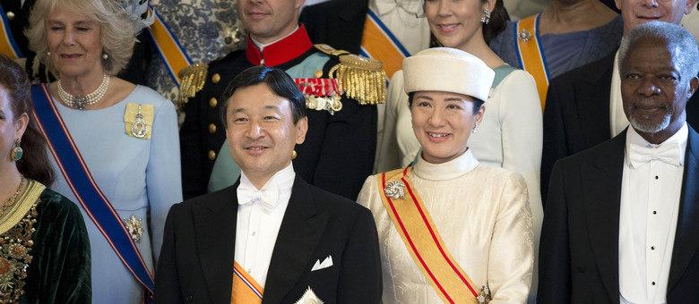 A princesa Masako do Japão não acompanhará neste domingo seu marido Naruhito em uma viagem de dois dias
