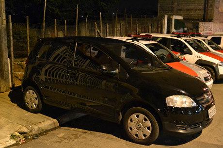 Universitário foi abordado assim que estacionou ou carro