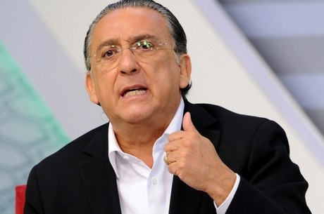 Galvão Bueno aumentou o arsenal de bobagens nesta quarta (19)