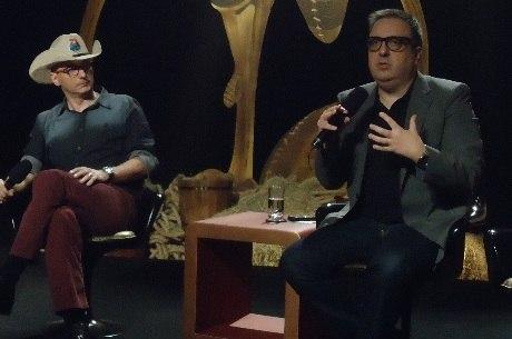 Britto Jr e Carelli apostam que está será a  melhor edição do reality