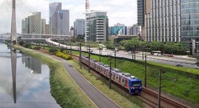 CPTM muda circulação de trens na linha-9 durante 2 finais de semana para obras
