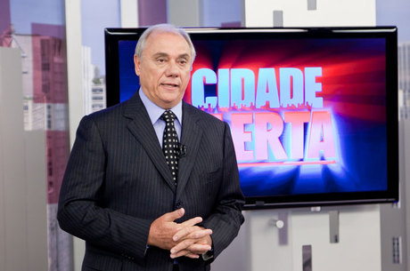 Programa de Marcelo Rezende teve pico de 17 pontos no Ibope
