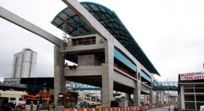 Monotrilho da linha 15-Prata tem leilão adiado para o dia 31 de julho