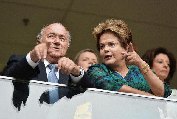 Isenta de pagar R$ 1 bilhão em impostos, Fifa garante lucro recorde na Copa de 2014