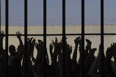 72% dos presos têm cor, raça ou etnia classificada