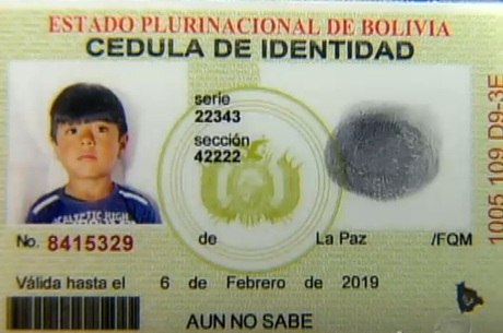 Menino boliviano de cinco anos foi morto durante assalto na zona leste na última sexta-feira (5)