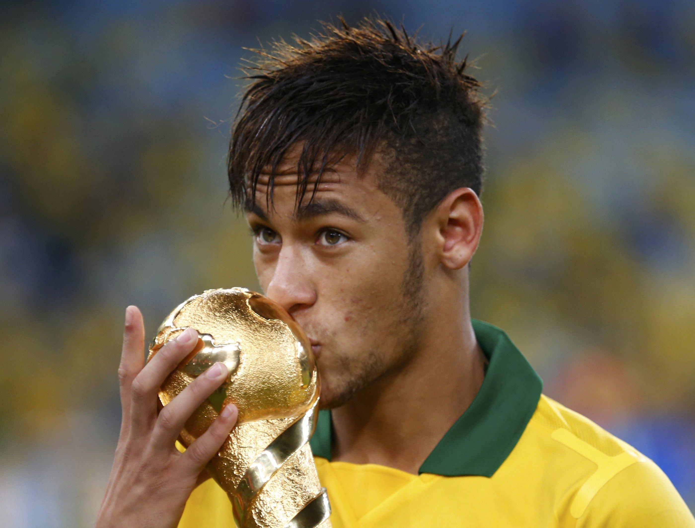 Neymar é eleito melhor jogador da Copa das Confederações - Copa das  Confederações 2013 - R7 Seleção Brasileira 6948d1d89e755