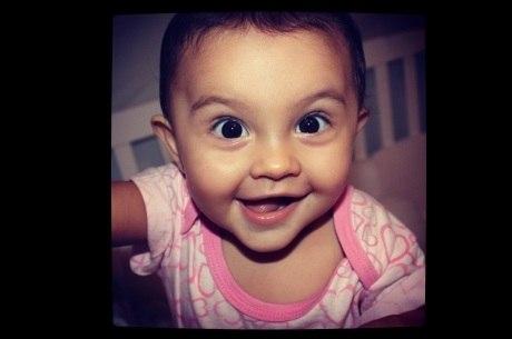 Maytê Piragibe mostra Violeta ainda bebê no Instagram