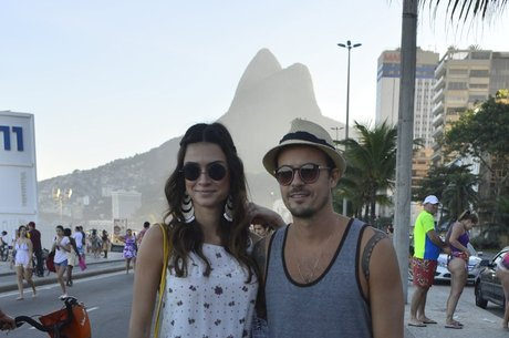 Chega ao fim casamento de Thaila Ayala e Paulinho Vilhena