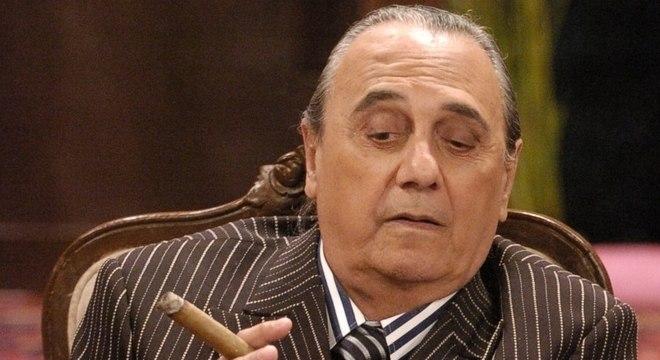 Agildo Ribeiro fez muito sucesso na TV