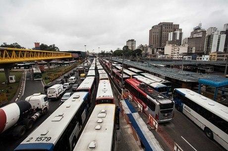 No começo do mês, protesto similar aconteceu em São Paulo